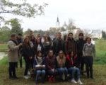 Pielgrzymka uczniów klasy IV do Kodnia