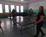 Finał powiatu w tenisie stołowym dziewcząt i chłopców